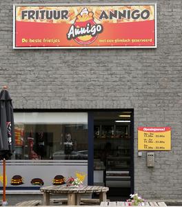 Annigo - Mobiele frituur
